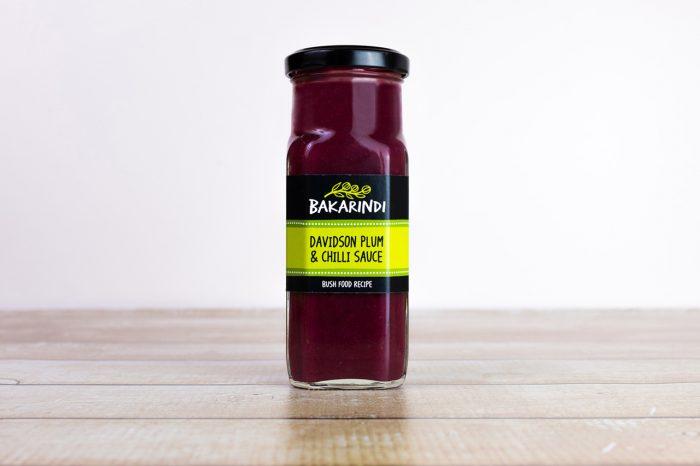Davidson Plum & Chilli Sauce - Bakarindi Bush Food - Aussie Bush Tucker