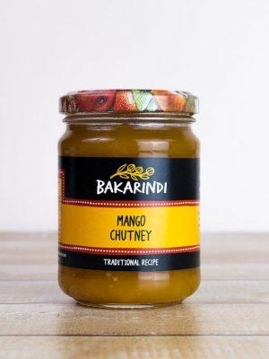 Mango Chutney - Bakarindi bush food