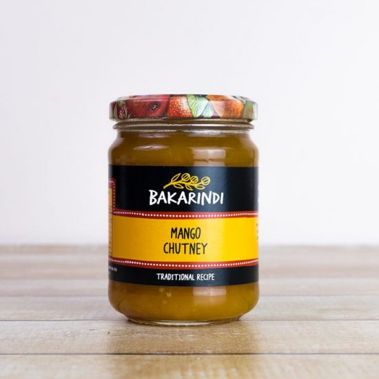 Mango Chutney - Bakarindi bush food