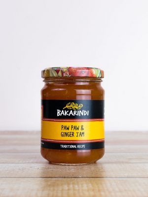 Paw Paw & Ginger Jam - Bakarndi bush food - Bush Tucker