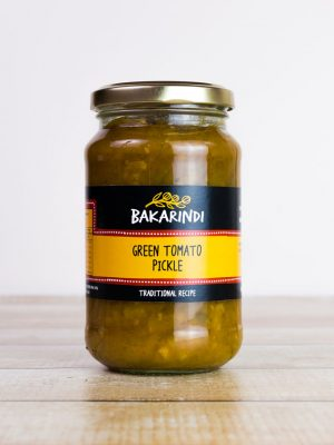 Green Tomatoe Pickle - Bakarndi bush food