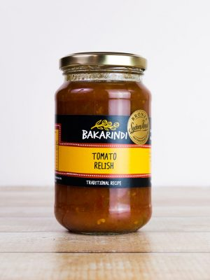 Tomato Relish - Bakarindi Bush Food - Australian Native food
