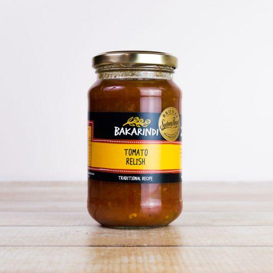 Tomato Relish - Bakarindi Bush Food - Australian Native food