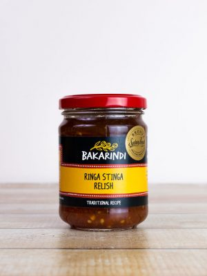 Ringa Stinga Relish - Bakarindi Bush Food - Australian Native food