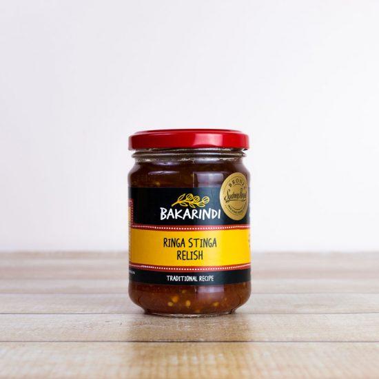 Ringa Stinga Relish - Bakarindi Bush Food - Australian Native food