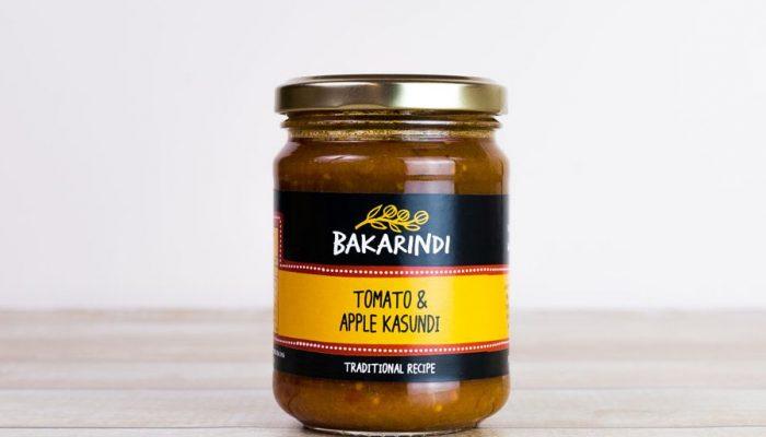 Tomato & Apple Kasundi - Bakarindi Bush Food - Australian Native food