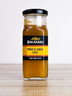 Mango & Ginger Sauce - Bakarindi Bush Food - Australian Mango & Ginger Sauce