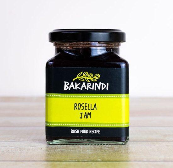 Rosella Jam - Bakarindi Bush Food - Australian Rosella Jam